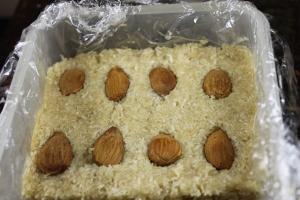 paleo coconut bars