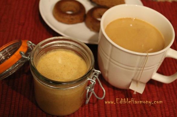 Homemade Dairy-Free Pumpking Spice Creamer