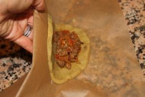 Gluten Free Empanadas