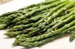 Basil Garlic Aparagus