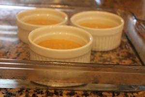 Dairy-Free Pumpkin Custard