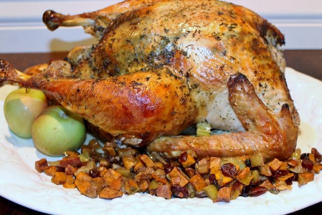 Paleo Baked Turkey