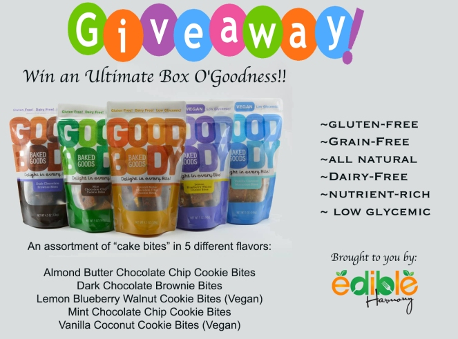 GoodBody Giveaway