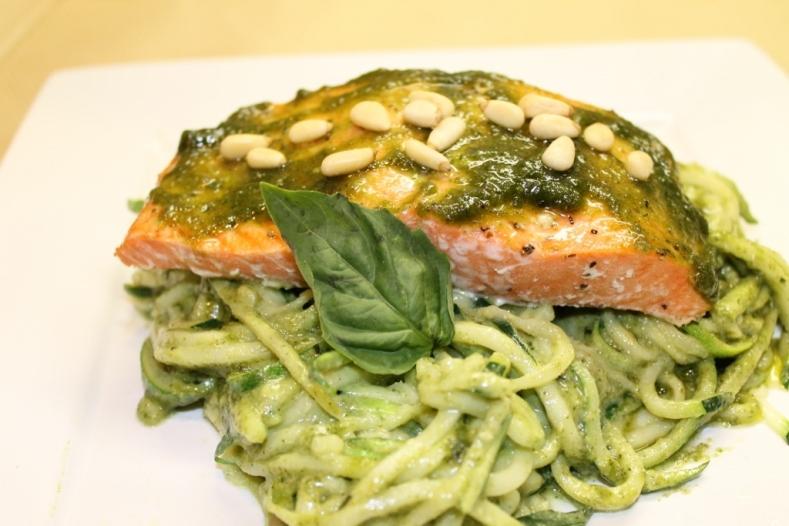 Zucchini Paleo Pasta