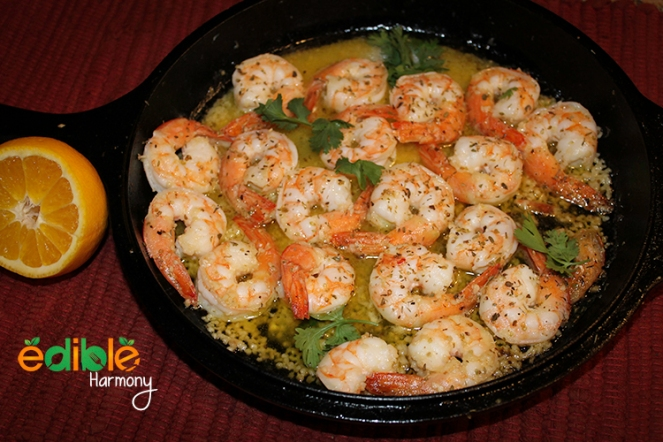 primal garlic shrimp