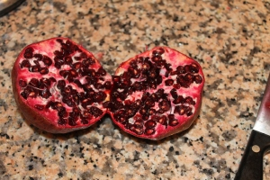 Howto Seed a Pomegranate
