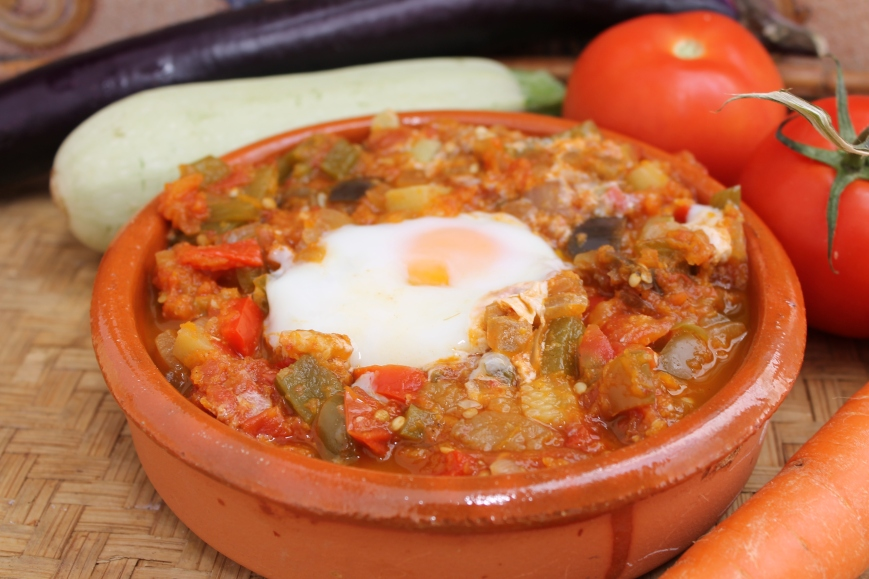 Spanish Ratatouille (Pisto)